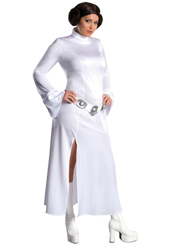 Princess Leia Costume - Fuller Figure