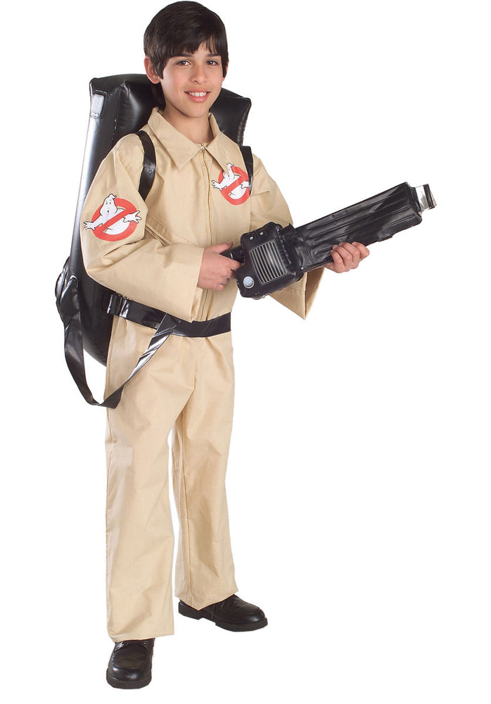 Boys Ghostbusters Costume - Stranger things