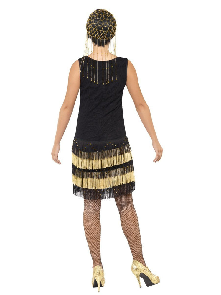 1920s Fringed Flapper Costume
