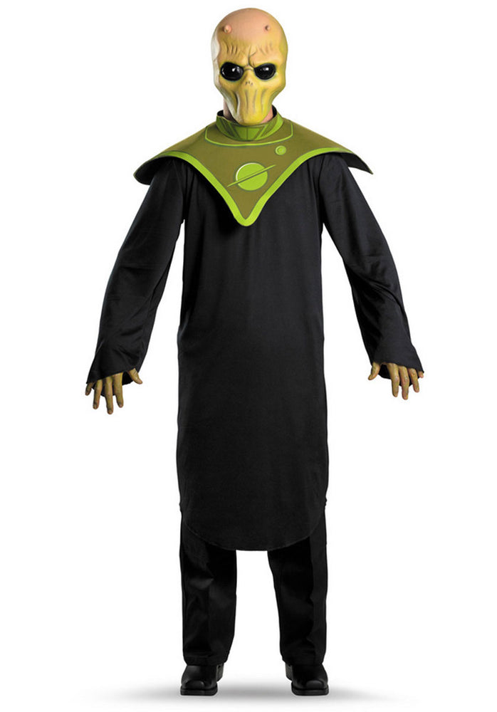 Alien Invasion Fancy Dress Costume