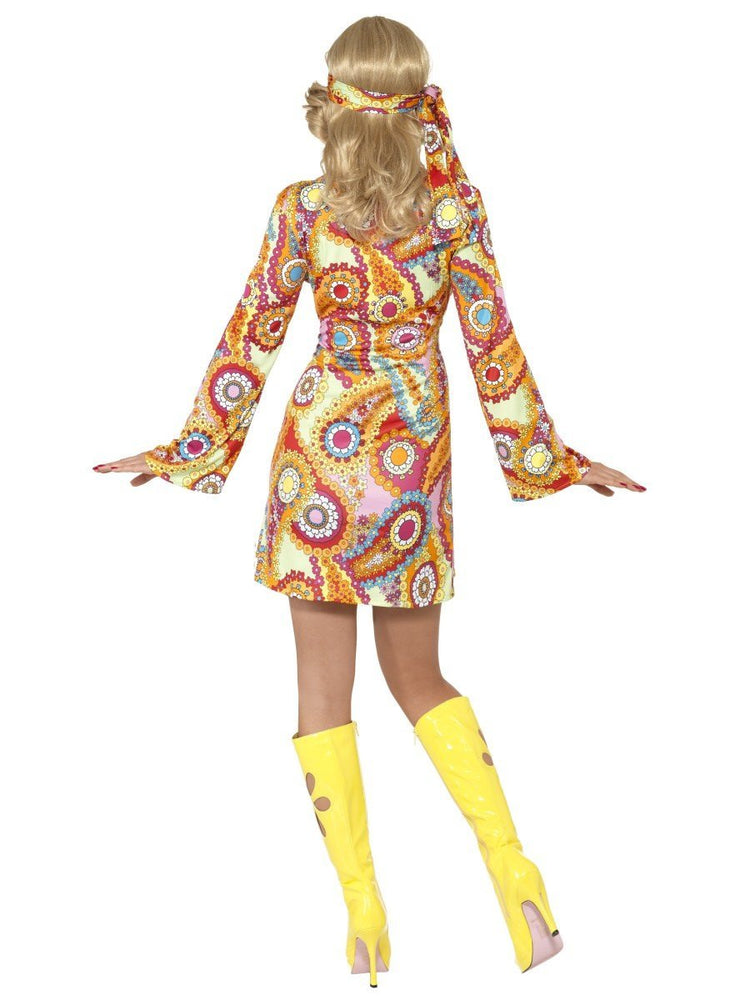 1960's Hippy Chick Costume