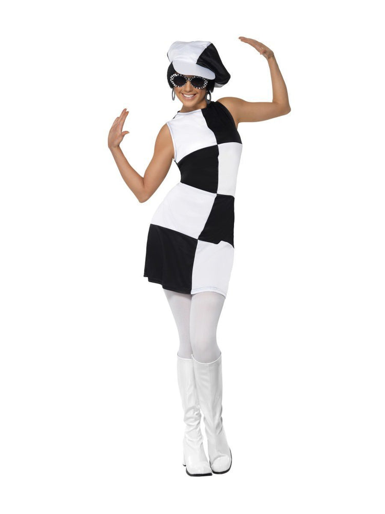 60's Party Girl Costume