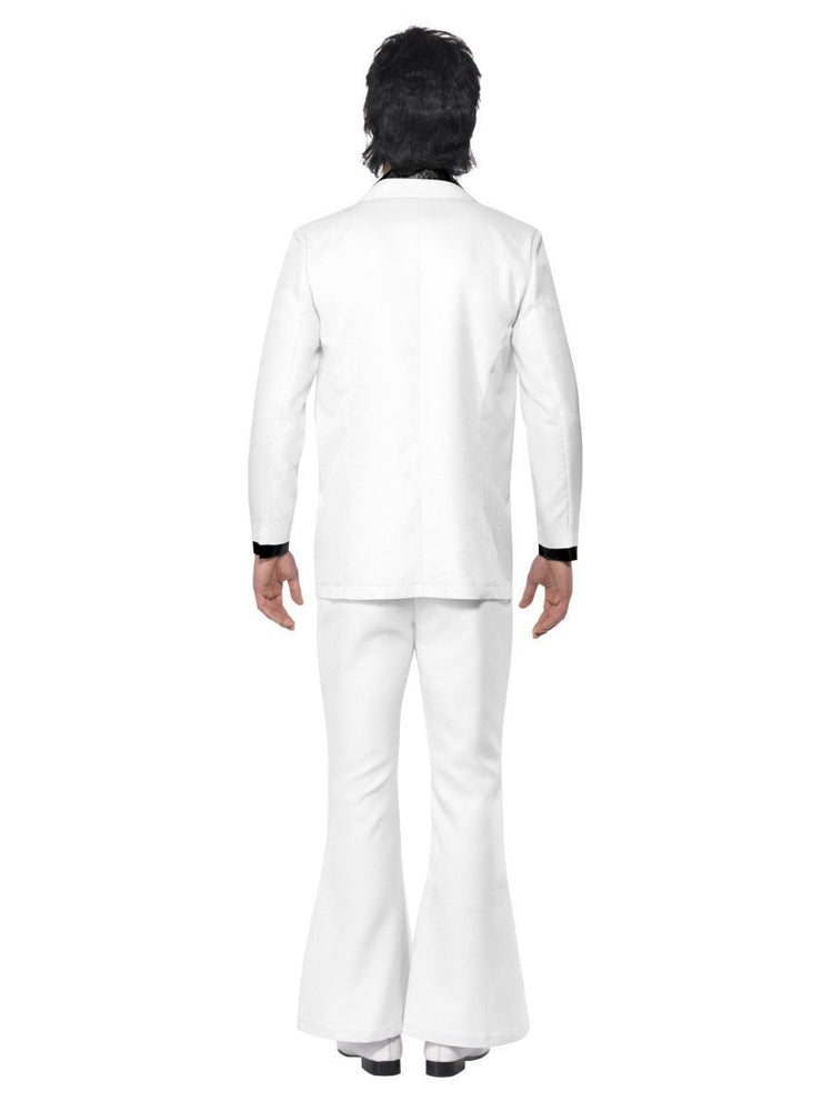 1970s Suit Costume White