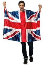 Union Jack Flag Costume - Tunic