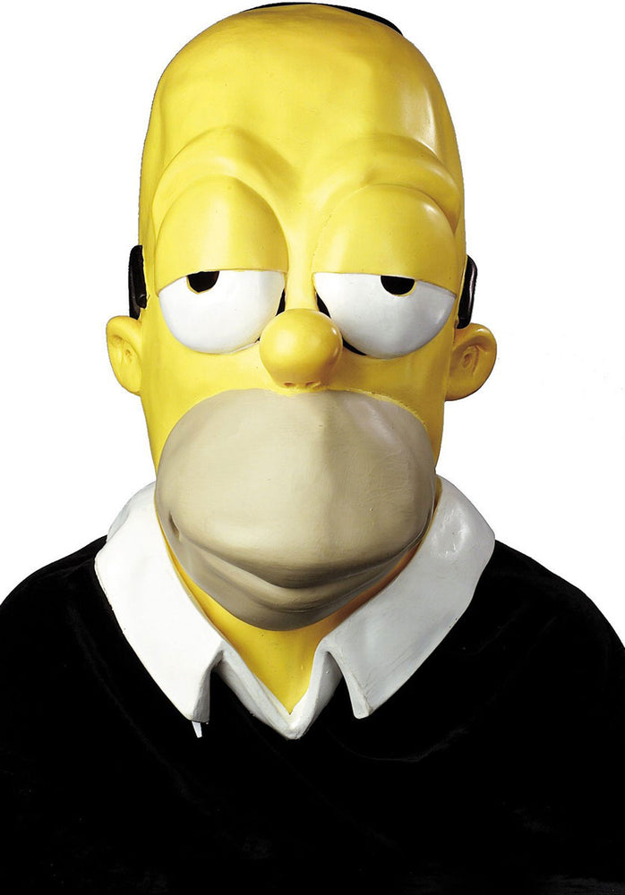 Homer Mask Deluxe - The Simpsons