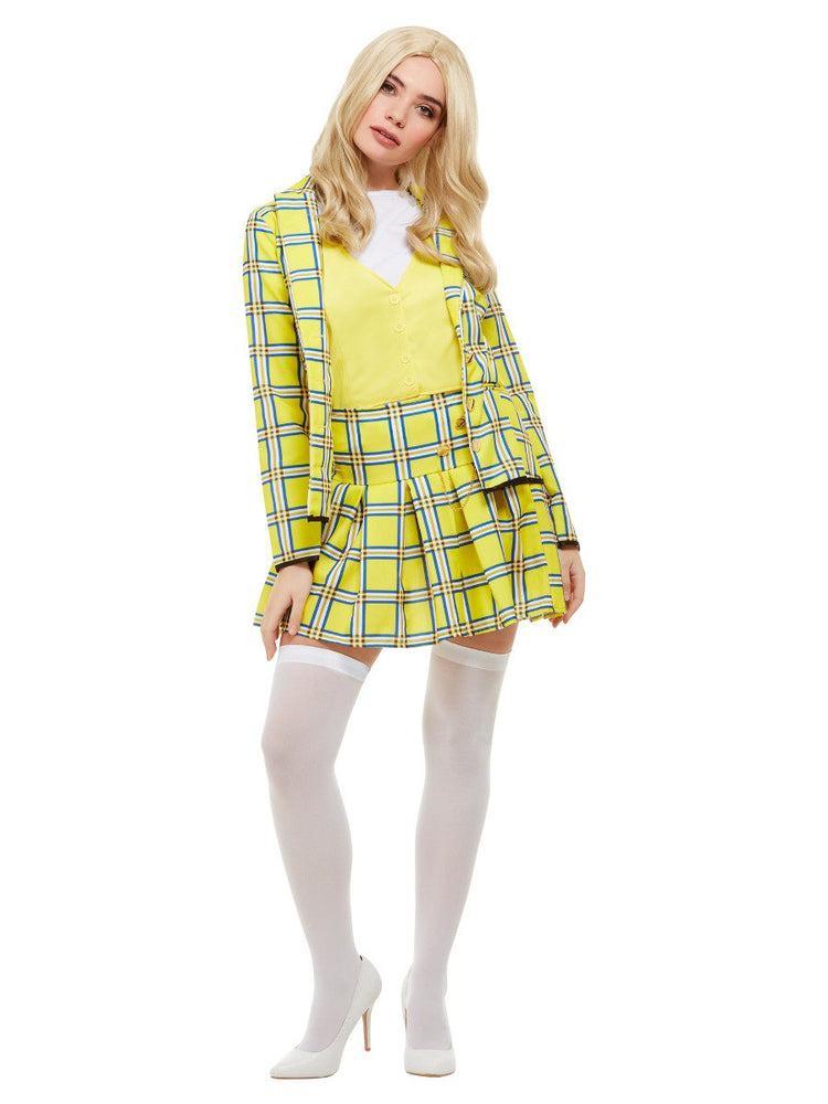 Clueless Cher Costume, Yellow