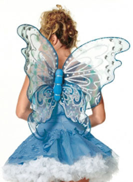 Pixie Wings Blue, Leg Avenue™