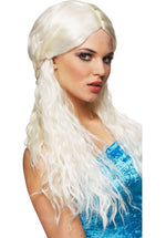 Barbarian Bride Wig Blonde