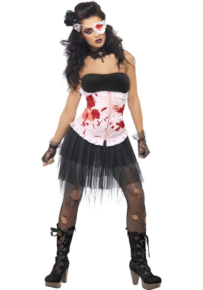 Bleeding Beauty Costume