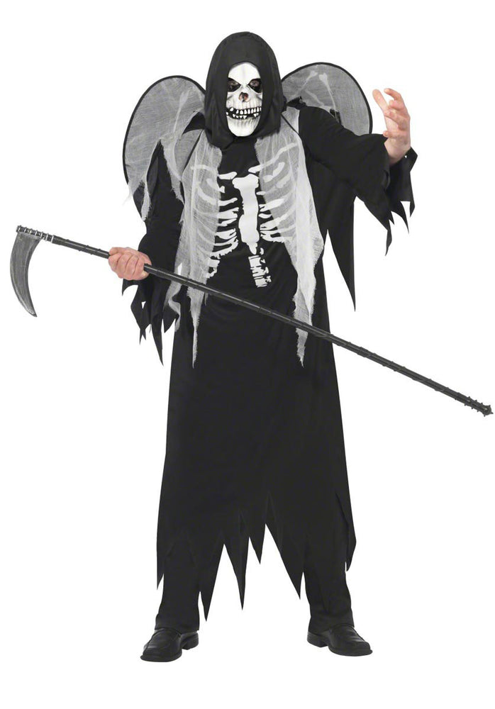 Angel Of Death Costume, Scary Fancy Dress