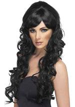 Pop Starlet Wig - Black