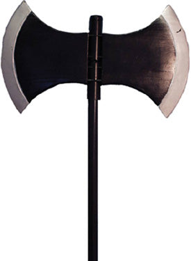 Axe, Double Sided, Large 48