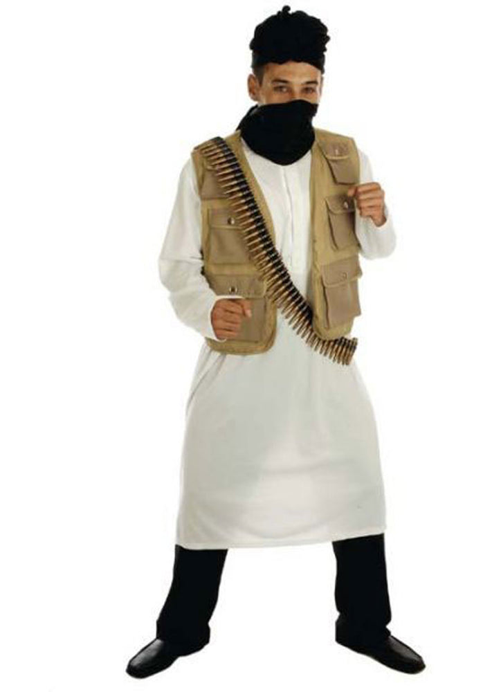 Desert Warrior Costume