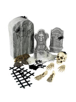 Smiffys 24 Piece Graveyard Collection - 36032