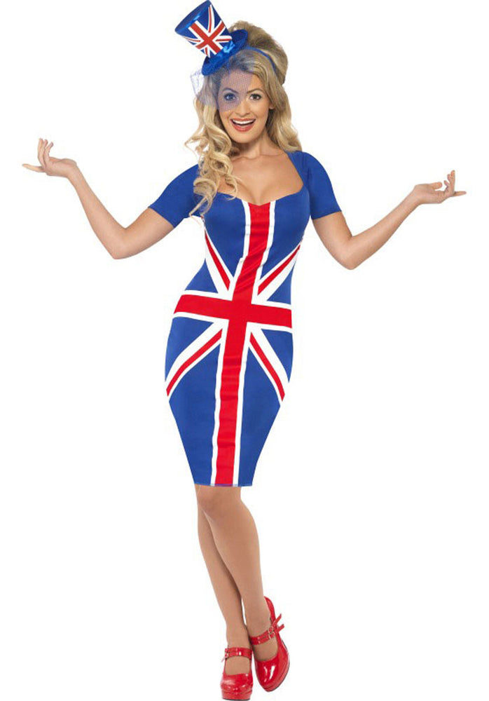 Royal Britannia Costume