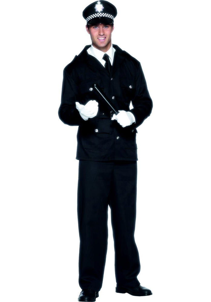 Policeman Costume, Occupation Fancy Dress