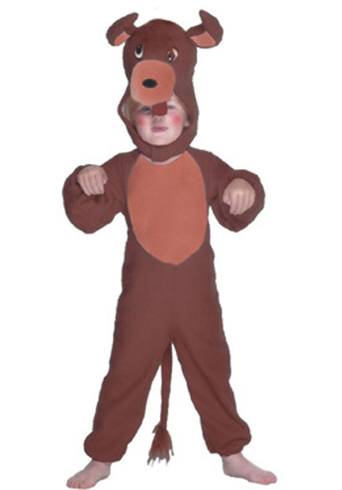Donkey Jumpsuit Costume, Childrens Animal Fancy Dress