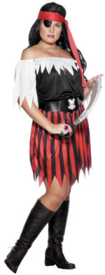 Pirate Wench Costume, Pirate Fancy Dress