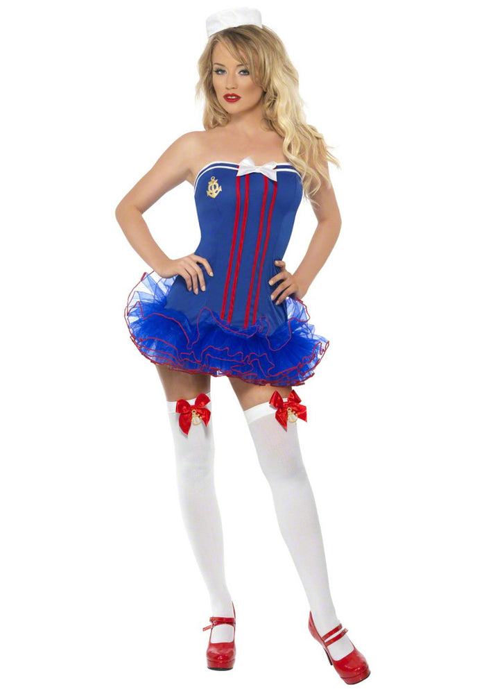 Fever Tutu Sailor Costume