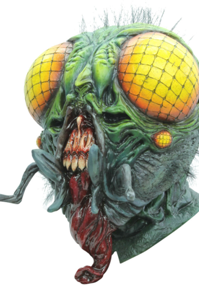 Fly Mask, Deluxe Quality Horror Mask