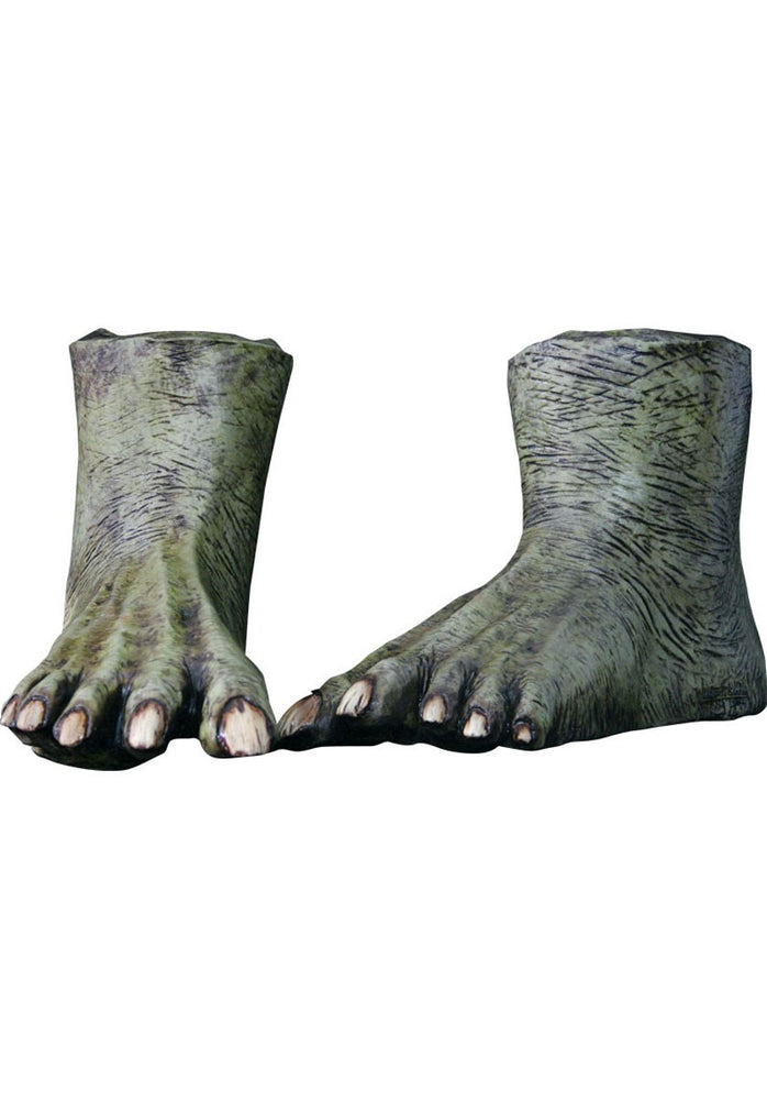 Green Monster Feet - Latex Shoe Covers