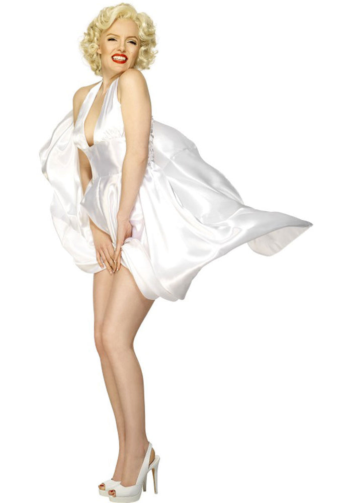 Marilyn Monroe Classic Dress, Hollywood Fancy Dress