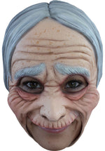 Old Lady Halloween Mask, Character & Scary Masks