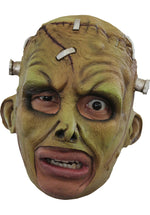 Franky Chinless Mask, Frankenstein Monster Halloween Mask