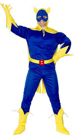 Bananaman Costume™, 80s Fancy Dress