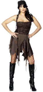 Pirate Lady Costume, Fever Collection, Pirate Fancy Dress