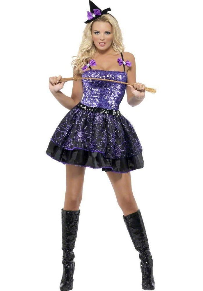 Fever Witch Glimmer Costume