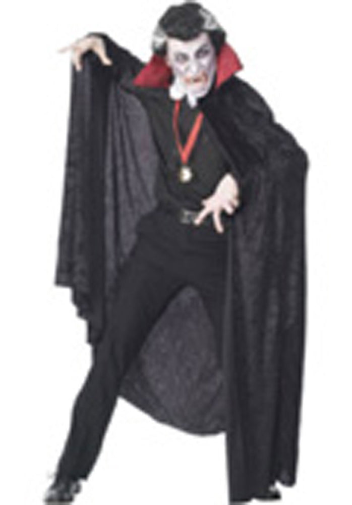 Lord Vampire Costume, Halloween Fancy Dress
