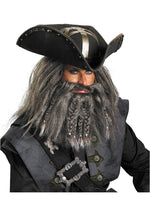 Blackbeard Deluxe Hat