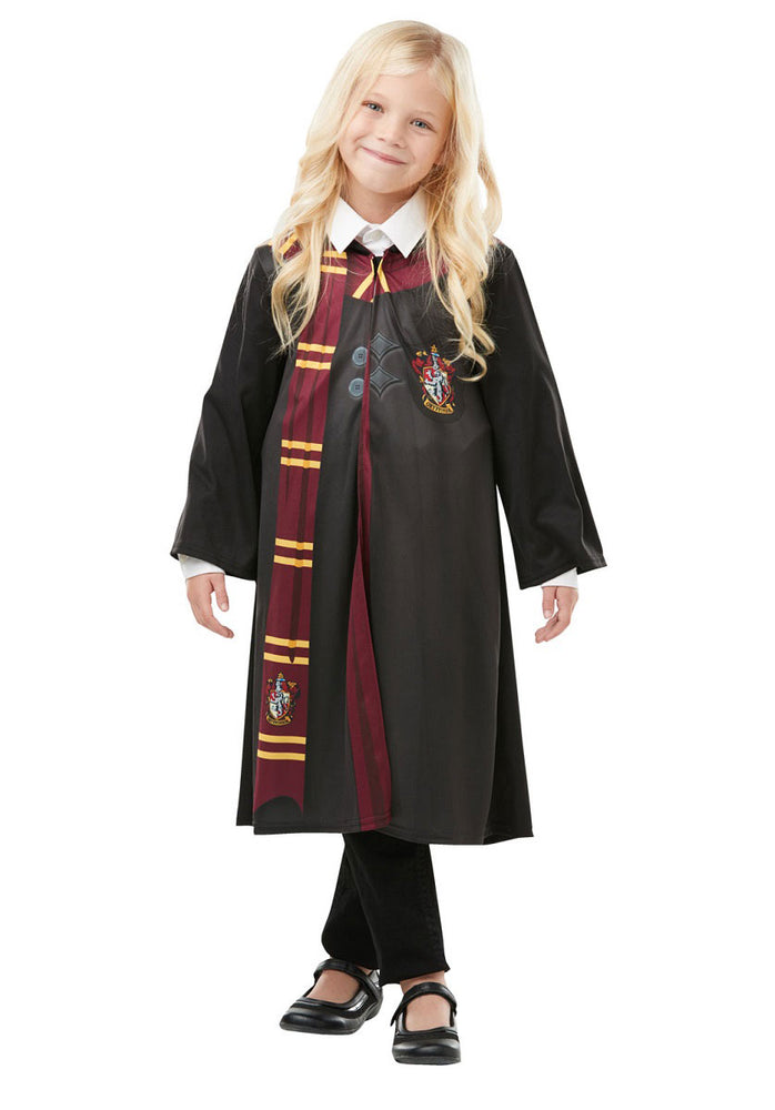 Harry Potter Gryffindor Photo Real Child Robe