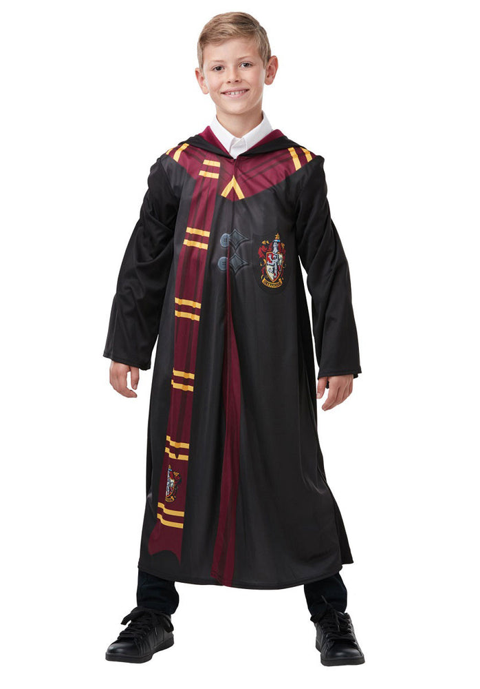 Harry Potter Gryffindor Photo Real Tween Robe