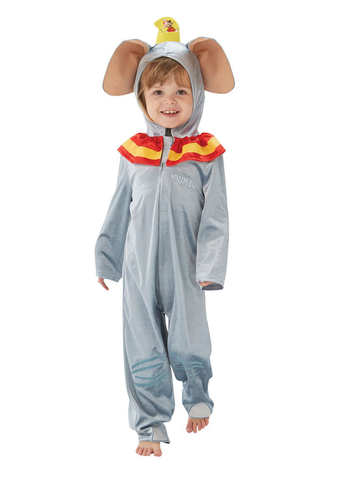Dumbo Jumpsuit Child Costume