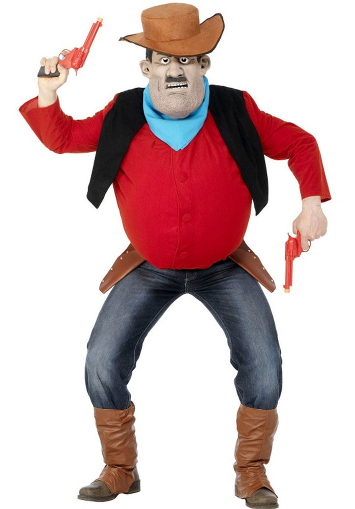 Desperate Dan Costume