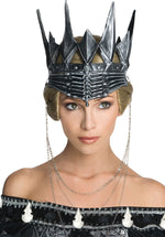 Queen Ravenna Crown, Fairy Tale Accessory