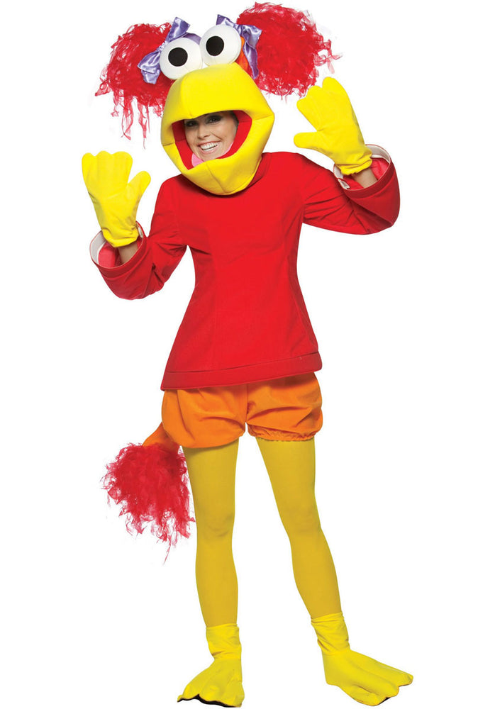 Fraggle Rock- Red Costume