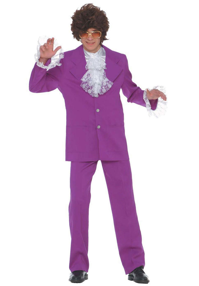 Purple Rain Costume, Prince Style Costume