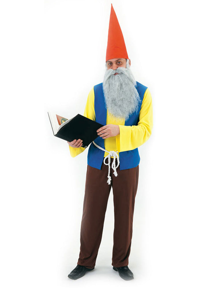 Grumpy Gnome Costume, Funny Fancy Dress