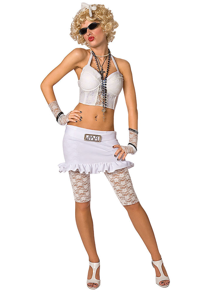 80s Bad Girl Adult Costume