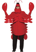 Lobster Costume Light Weight