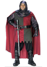 Valiant Knight Adult Costume
