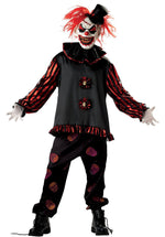 Carver the Killer Clown Costume, Halloween and Horror Fancy Dress
