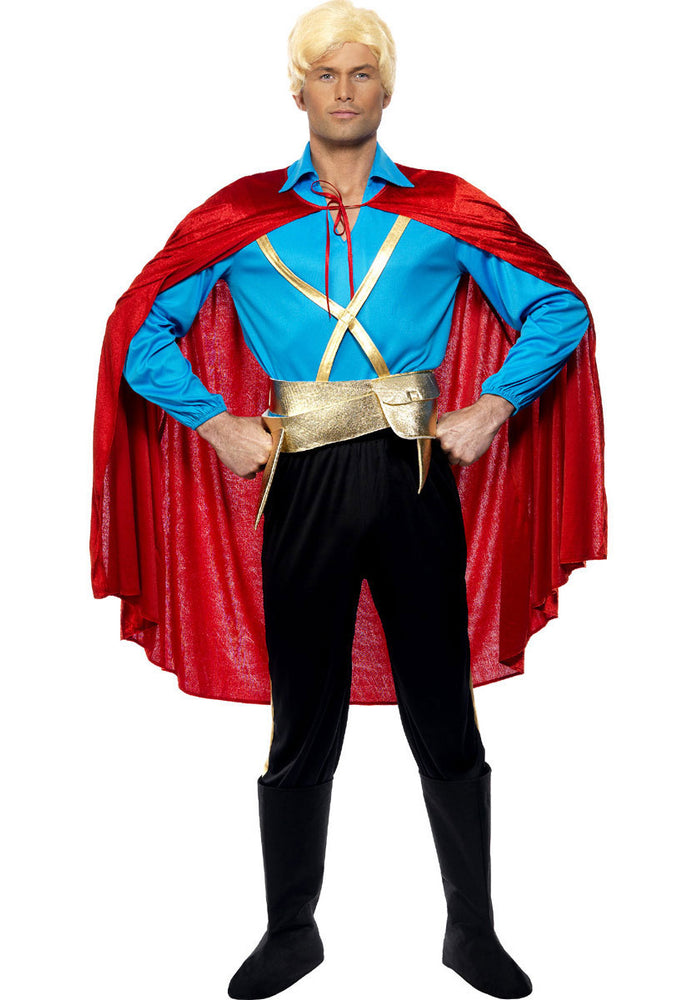 Flash Gordon Costume