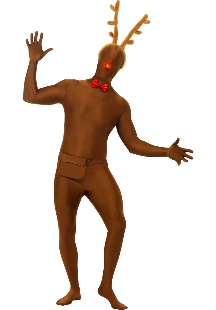 Second Skin Reindeer Costume, Christmas Reindeer Costume
