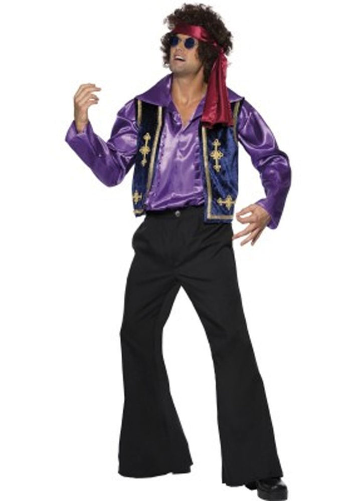 60's Rock Legend Fancy Dress Set, Retro Fancy Dress
