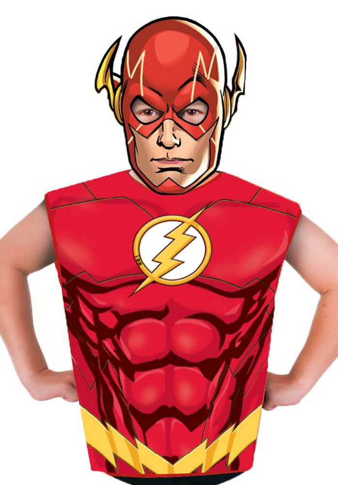 Flash Child Costume Party Set