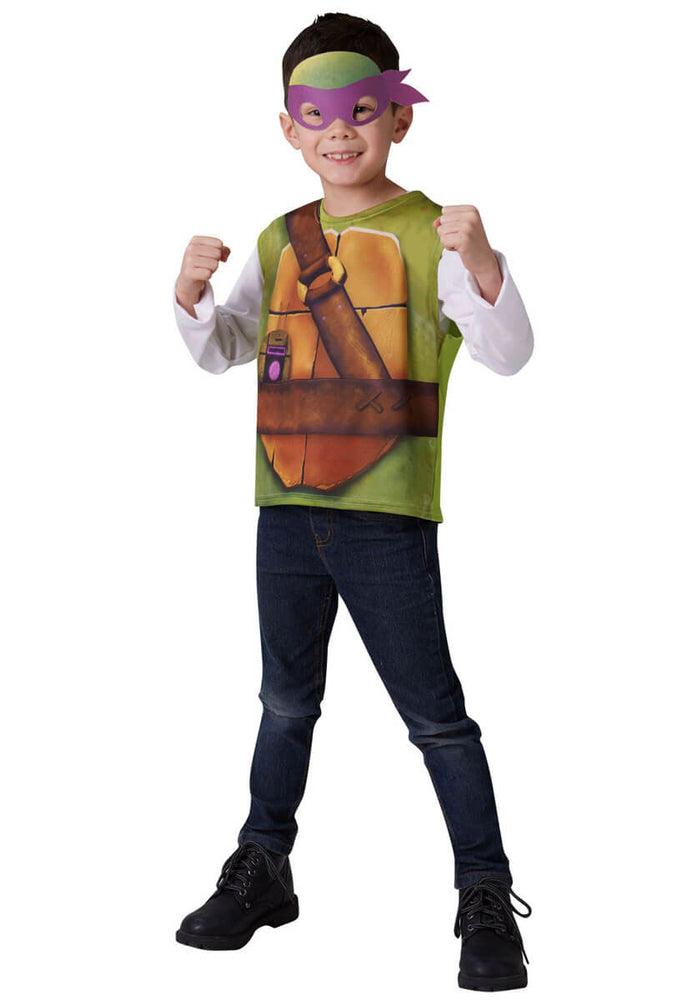 Donatello Child Costume Party Set
